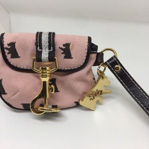 Juicy Couture Wristlet Coin Purse
